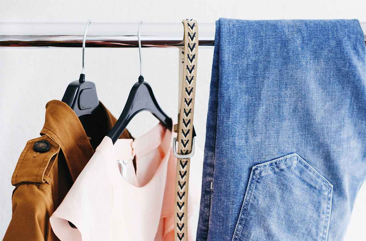 Die perfekte Passform BH oder Jeans